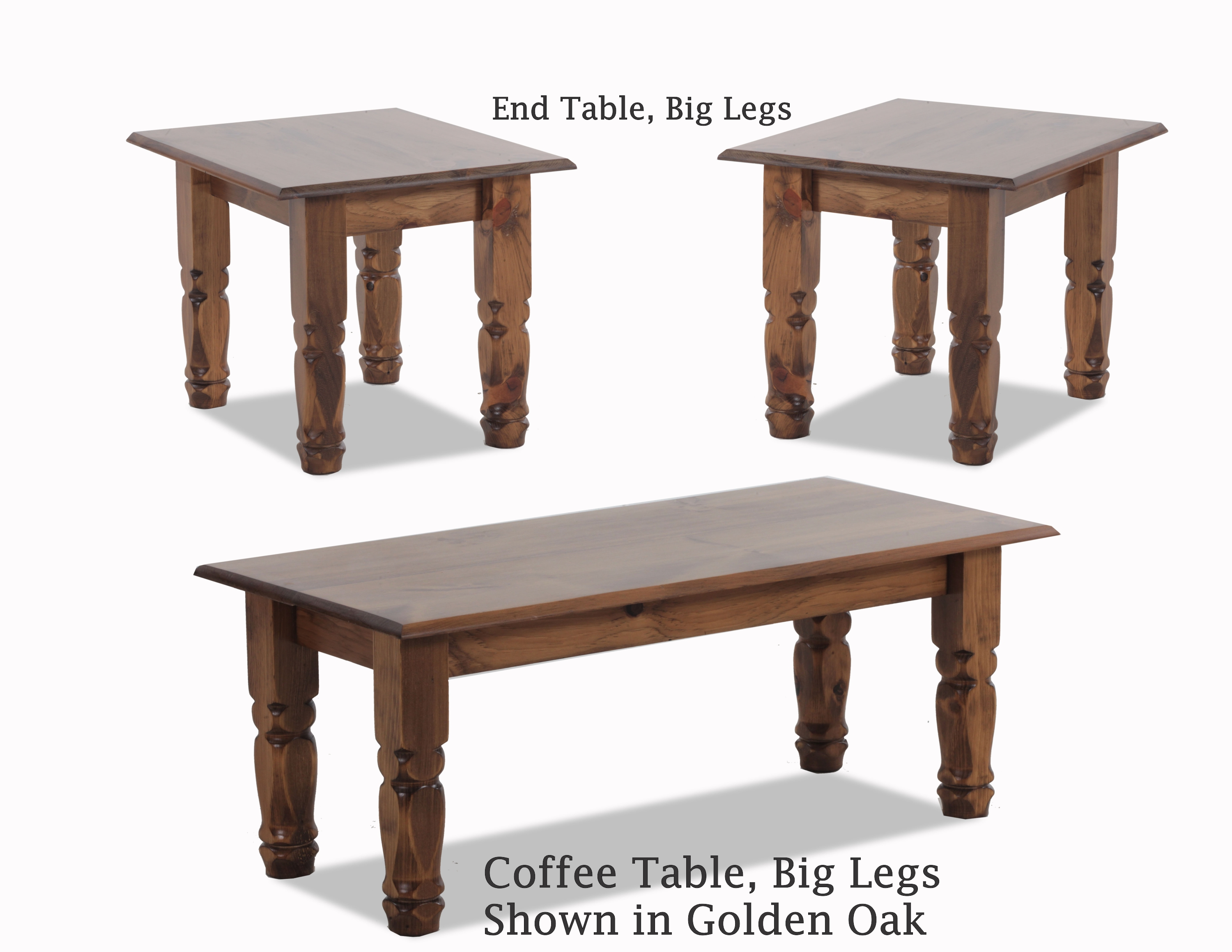 Oak End Tables And Coffee Coffee End Tables Big Legs Golden Oak Oak End Tables And Coffee