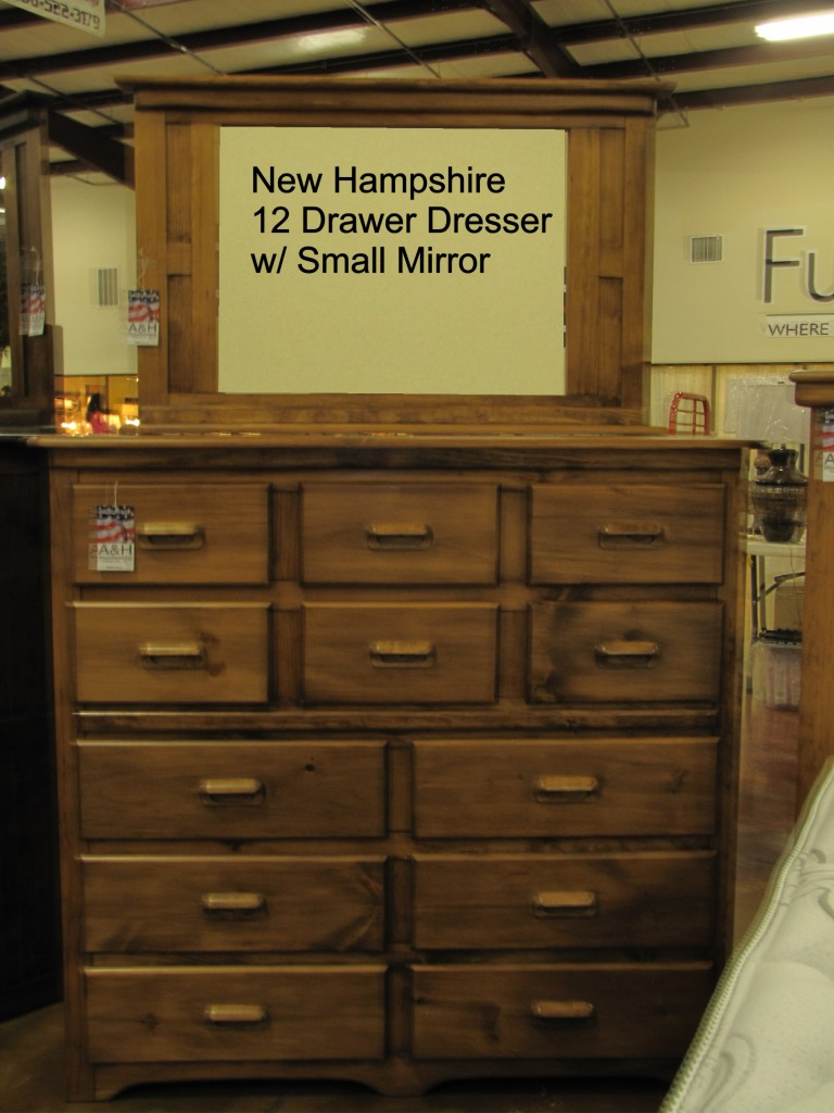 New Hampshire Dresser