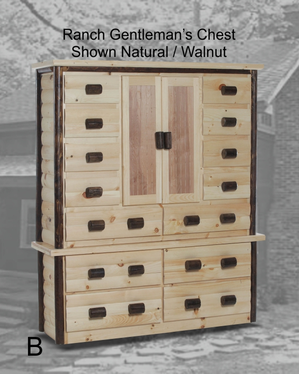 page 1 ranch chest new
