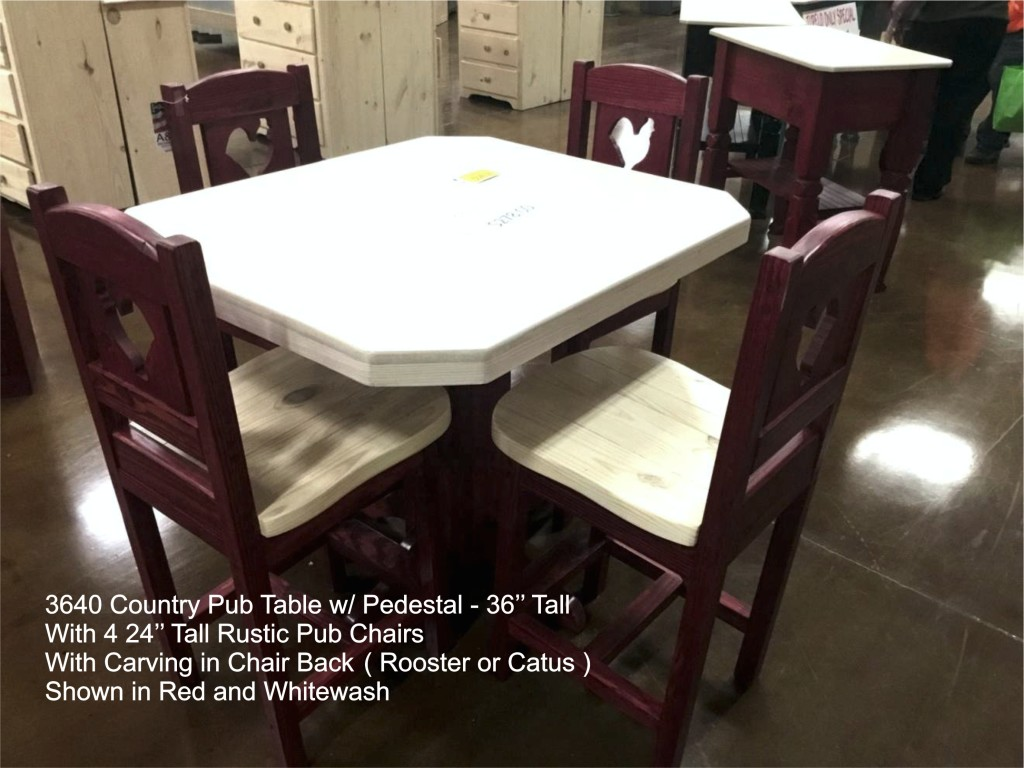 Rooster Table